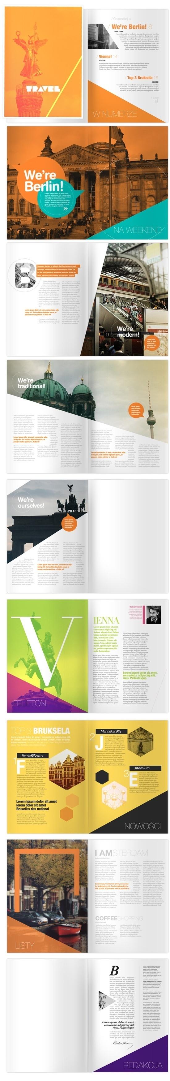 TRAVEL Magazine #travel magazine