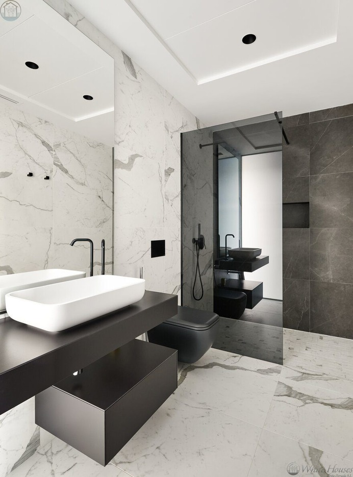 Villa in Costa Dorada, bathroom