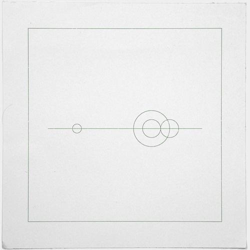 #379 Planetary balance – A new minimal geometric composition each day