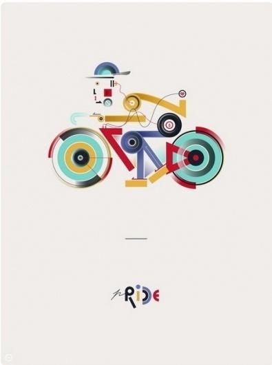 grain edit · 2011 Poster Cabaret Bike Print Set Giveaway #ride #the