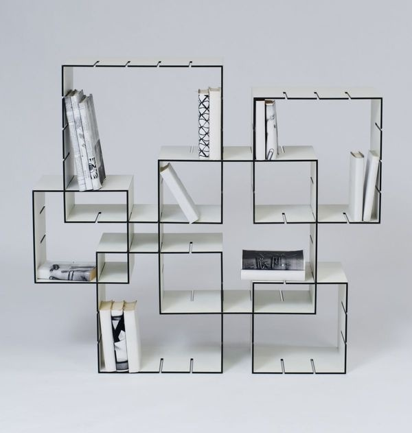 Design KONNEX Shelf Concept #interior #design #decor #home #furniture #architecture