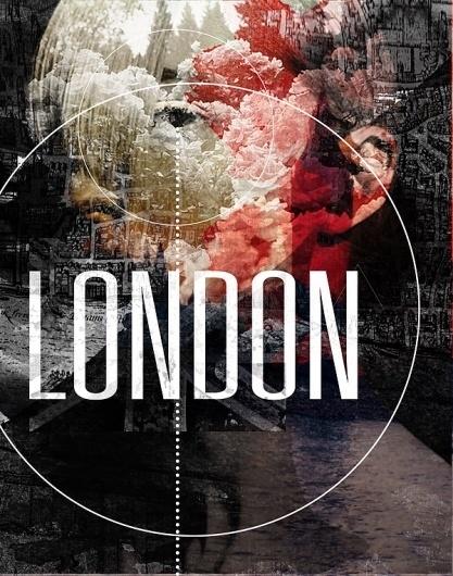 Cities on the Behance Network #flevo #rosco #london #design #photography #poster #art #graphics #typography