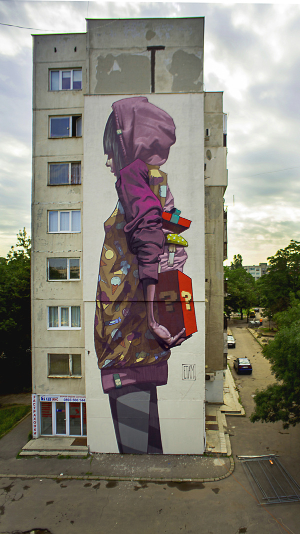 Street Art by SAINER #sainer #art #street