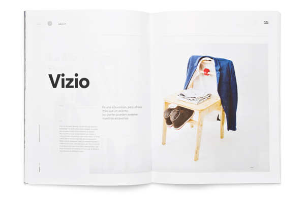 Folio Volumen by Face #editorial