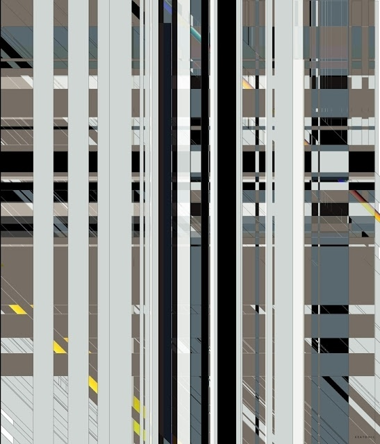 Jim Keaton #design #geometric #poster #art #graphics