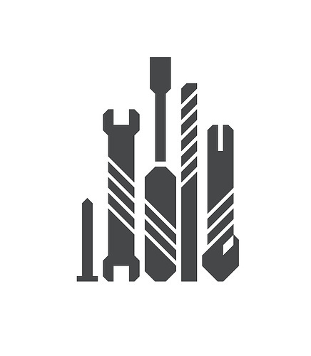 Tools | Flickr Photo Sharing! #icons #symbols #symbol #stools #logo #cina #michael