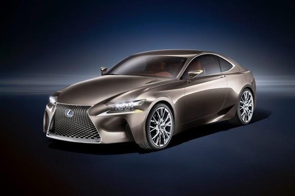 Lexus LF CC Car #design #futuristic #gadget #industrial #concept #art #car