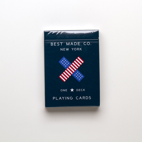 Best Made Company — Playing Cards #design #graphic #playing #co #best #made #cards #typography