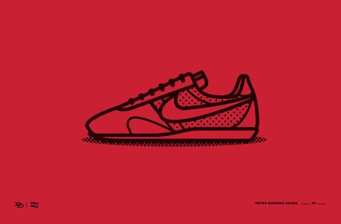 shoes5.jpg #stroke #line #retro #shoes #color