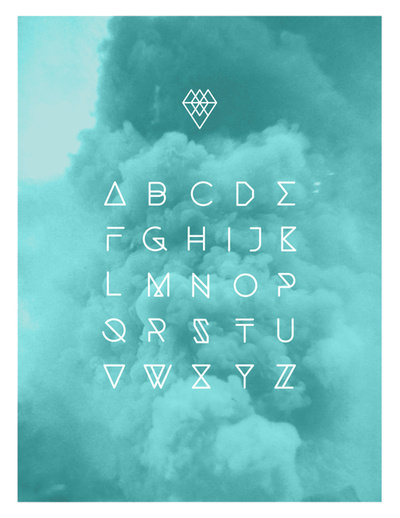 betype: Typographieby Andréanne Teasdale #illustration
