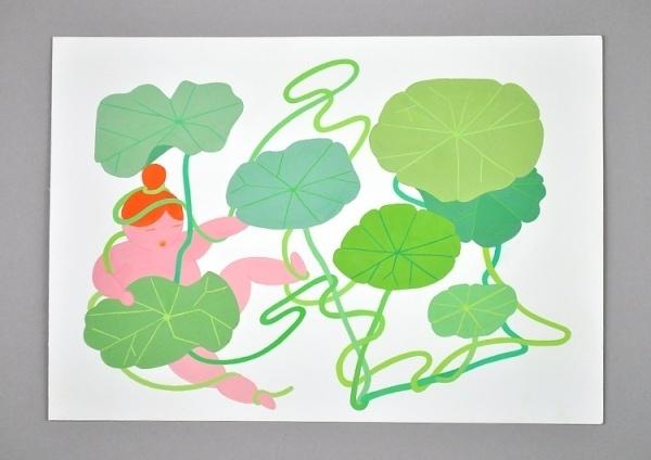 George Mellor / Sister Arrow #colourful #illustration #sister #arrow
