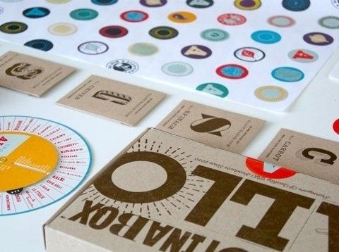 FFFFOUND! | I Love Dust #design #graphic