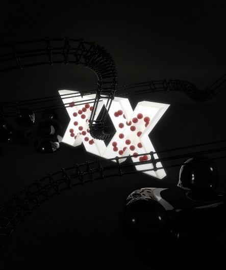 Anton Build #design #graphic #the #poster #music #xx