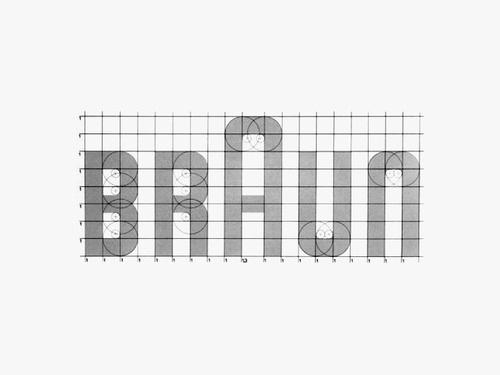 WWW.SUPERSUPER.FR #braun #logo #design #graphic