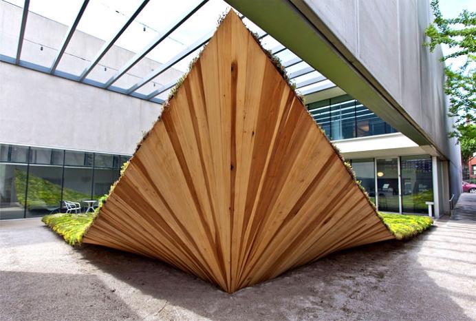Green Varnish by Nomad Studio - #outdoor, #architecture, #landscaping, outdoor, architecture