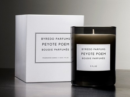 Peyote poem Fragranced Candle - Byredo Parfums Online Store ($50-100) - Svpply #designer #poem #home #candle #peyote