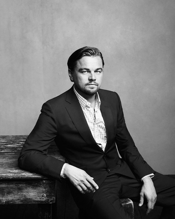Wesley Mann by Heydays #photography #black and white #portrait #leonardo dicaprio