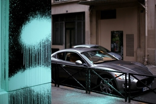 Kidult 3.1 | www.ilkflottante.com #graffiti #car #silk #colour #action