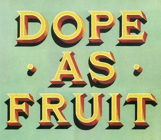 STRAWBERRY MILITIA – DOPE AS FRUIT #type