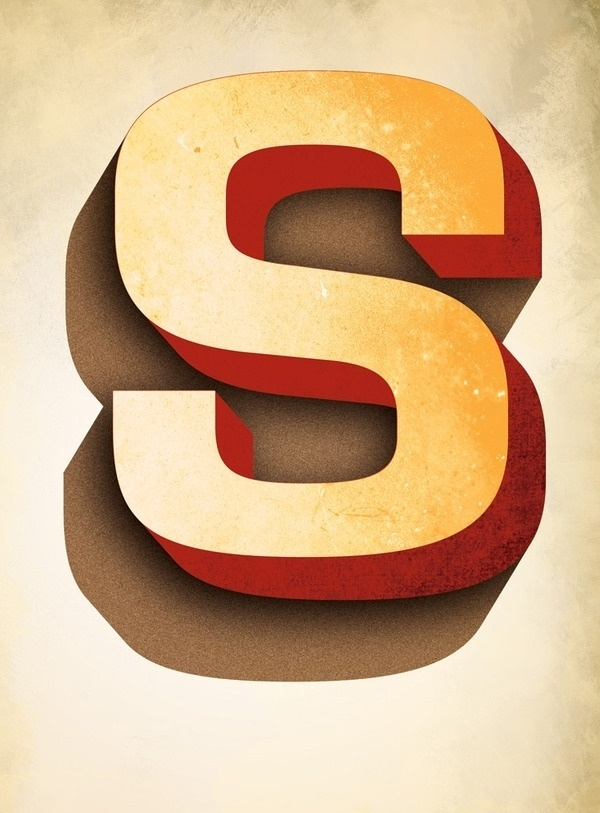 Typography on the Behance Network #type #illustration