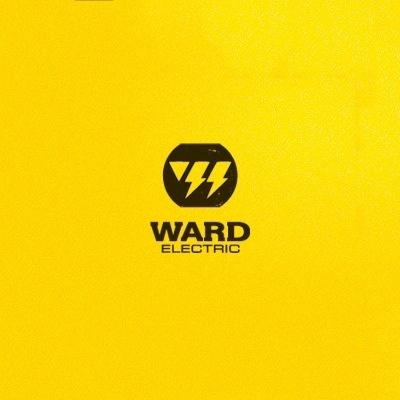 logo / Ward Electric #logo design #identity #branding