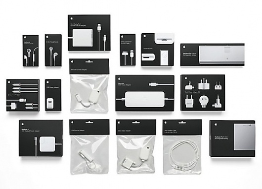 Apple Accessories | Lovely Package #apple #design #package