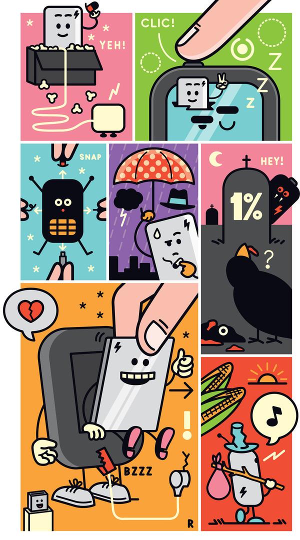 Wired (UK) Rami Niemi #illustration