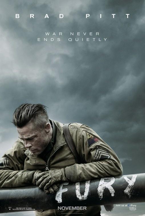 Fury, blt communications #movie #poster #film