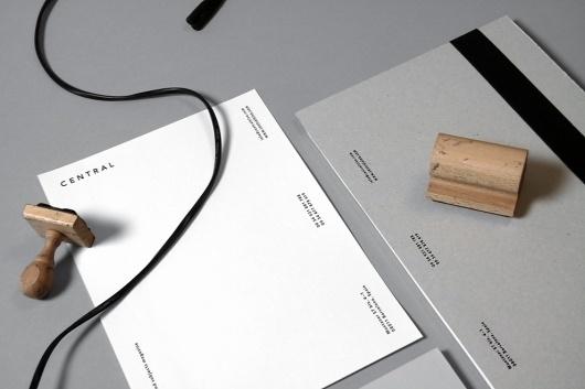 Central Magazine / Jorge León | Design Graphique #len #jorge #magazine #central