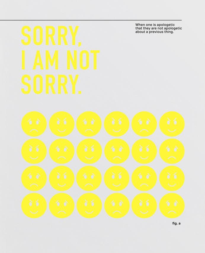 #sorry #sorryiamnotsorry #smiley #face