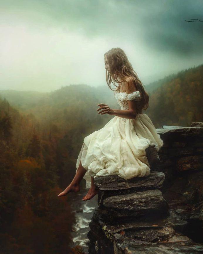Magical Fine Art Portrait Photography by TJ Drysdale