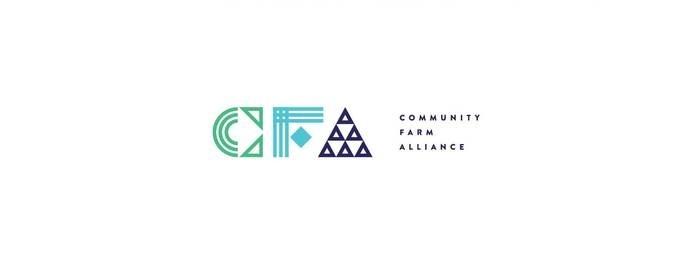 CFA_PrimaryLogo #dynamic #branding #farms #geometric #cfa #identity #logo