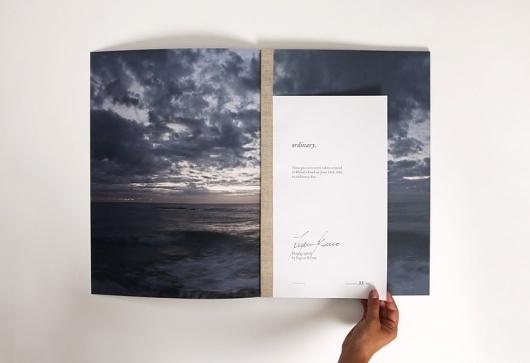Naughtyfish design, Sydney (+612 9357 5911) #design #layout #photography #book