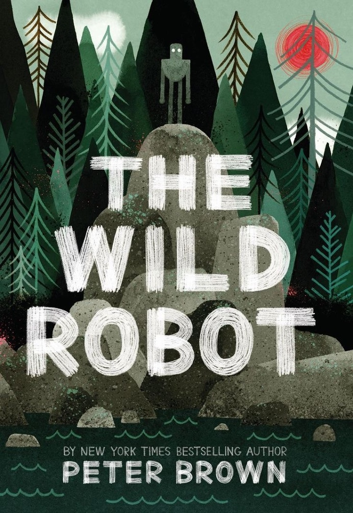 The Wild Robot Hardcover