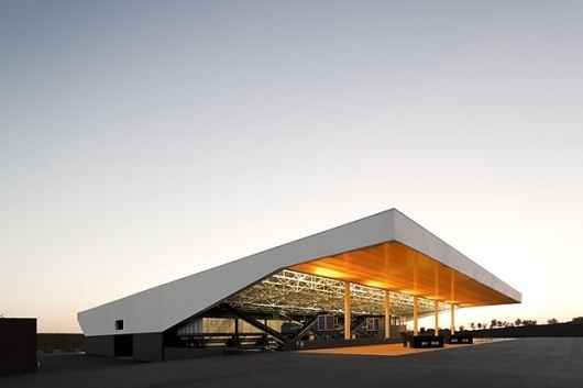 ICON MAGAZINE ONLINE | Olive oil factory #architecture