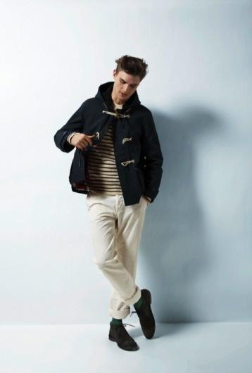 Sebastian Fatale #clothing #shoes #dude #hair #fashion #dapper #dean