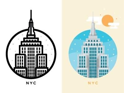 Nyc #nyc #illustration