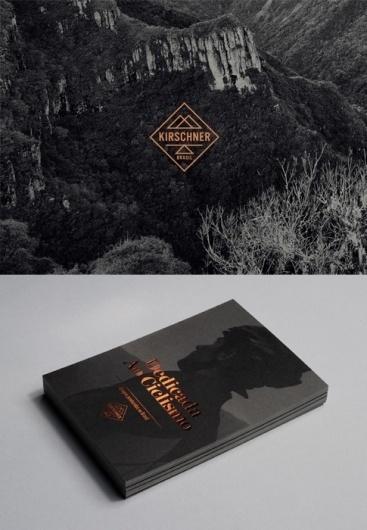 Original Linkage: Made By Six #print #black #branding