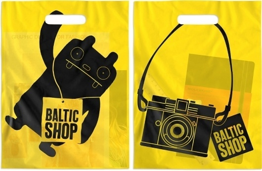FOUNDED - BALTIC SHOP #packaging #print