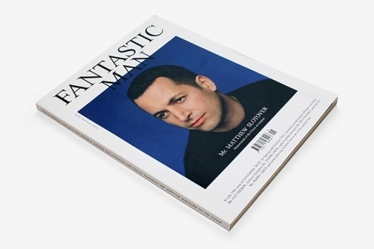 HUH. - FANTASTIC MAN Nº15 #print #design #graphic #publication