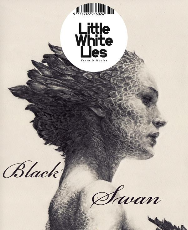http://25.media.tumblr.com/tumblr_lyxq0eRIrn1qefmt3o2_1280.jpg #illustration #swan #black