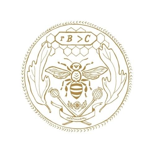 Milk of Wild Beasts #emblem #entomology #bee