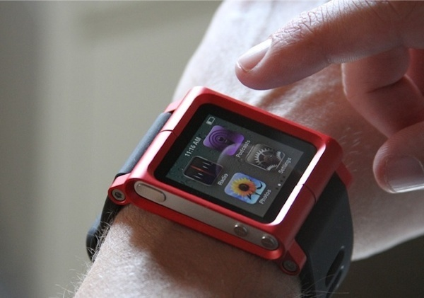 Multi-Touch Watch Kit For iPod Nano #tech #gadget #ideas #gift #cool