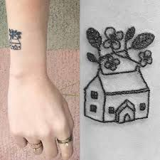 Image result for house tattoo