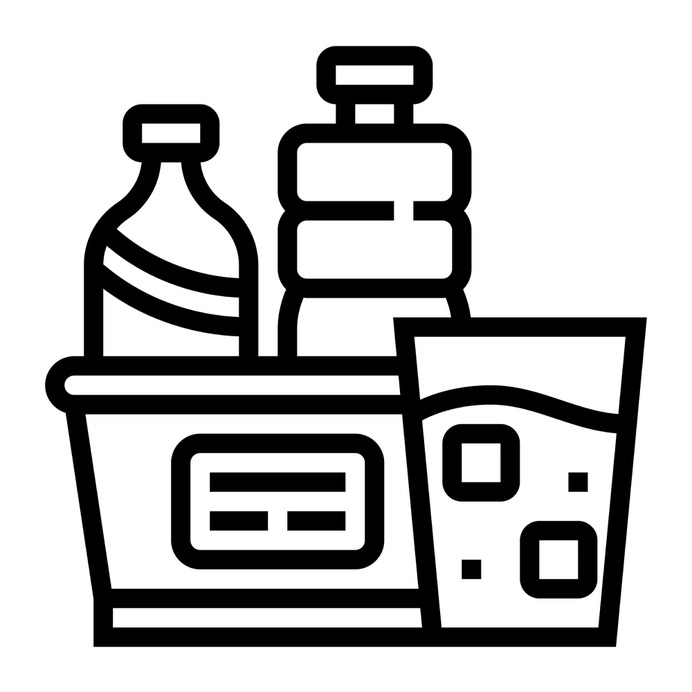 See more icon inspiration related to food, soda, drink, food and restaurant, beverages, beverage, juice, glass and bottle on Flaticon.