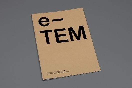 schafftersahli.com #print #typography