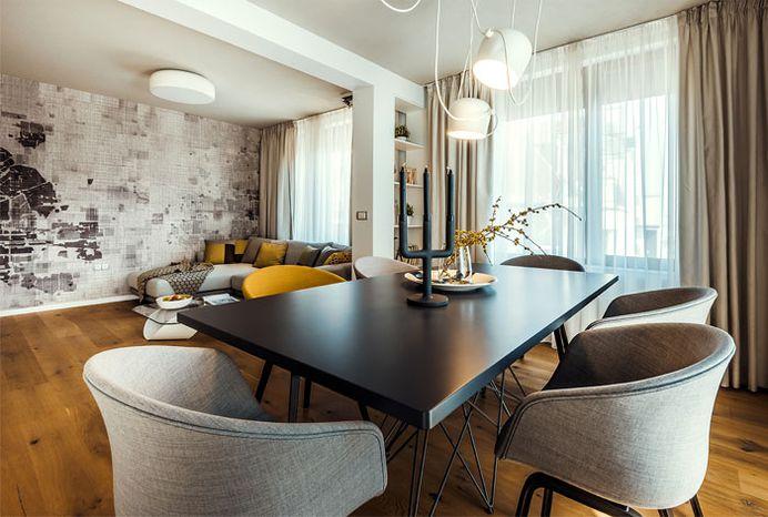 Elegant Modern Home by Design Studio Fimera - InteriorZine