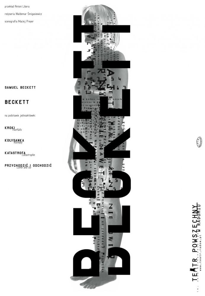Beckett. Teatr Powszechny in Radom , by Lech Majewski, Poland