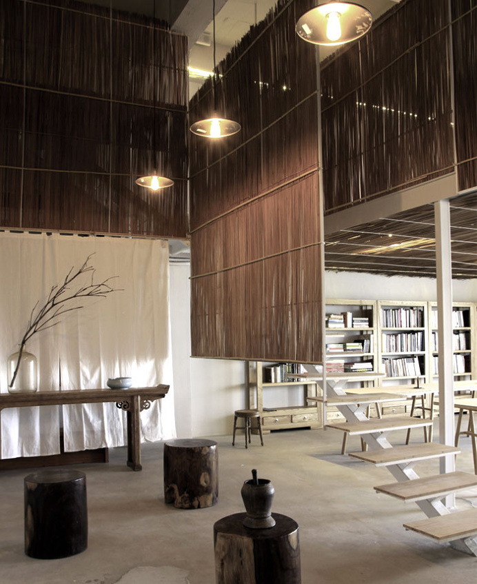 Modern Spaces Designed with Bamboo - #decor, #interior, #art, interior design, art