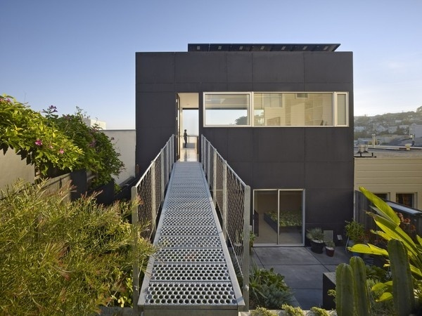 20th Street Residence by SF-OSL #house #home #architecture #minimal #minimalist